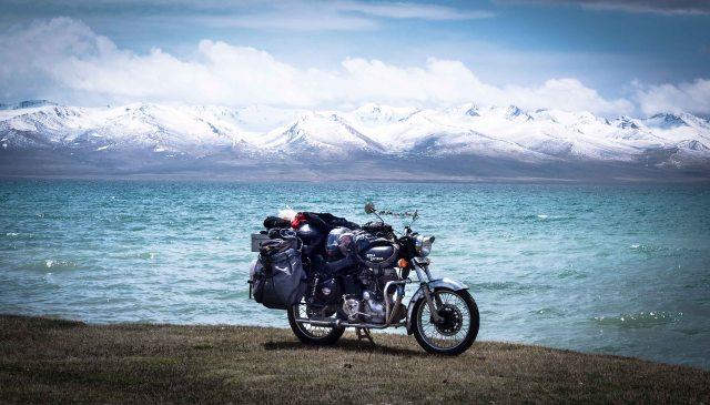 Song Kul Lake Kyrgyzstan
