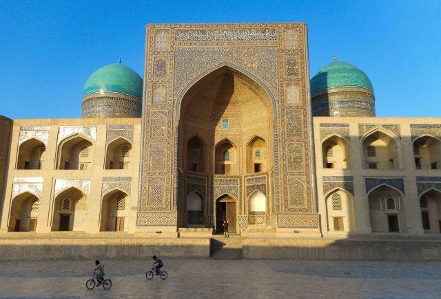Uzbekistan Bukhara