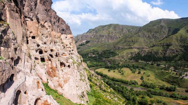 Vardzia, the cave dwelling monestery