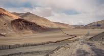 Tajikistan/China Border